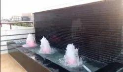 Foam Wall Fountain