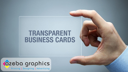 Transparent business cards at rs 500 pack reddy complex transparent business cards at rs 500 pack reddy complex hyderabad id 14867202362 reheart Image collections