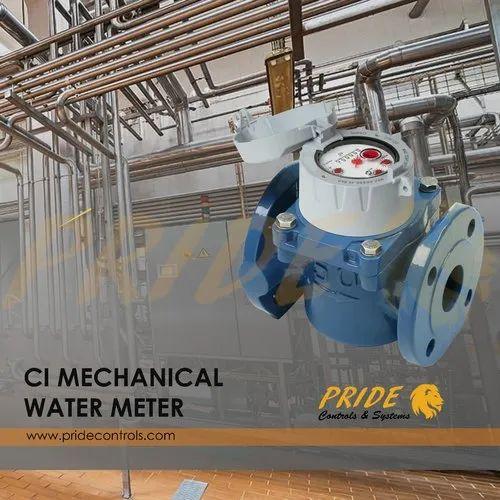 FLOW MEASUREMENT - Mechanical Water Flow Meter Manufacturer