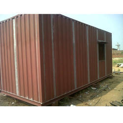 MS Container Site Office
