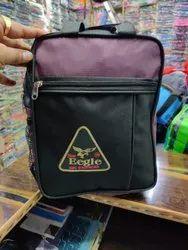Black And Brown School Backpack