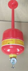 2KG Modular Powder Fire Extinguisher