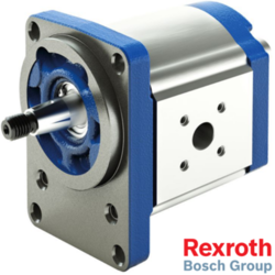 Rexroth Hydraulic Gear Pump, Warranty Period: 0-6 Months