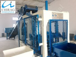 Chirag New Brand Interlocking Block Making Machine