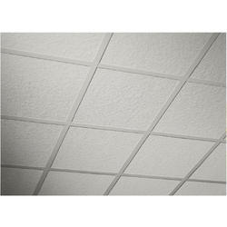 White Fiberglass Optra Acoustic Ceiling Tiles