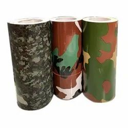 Mobile Lamination millitary deaign Film Roll