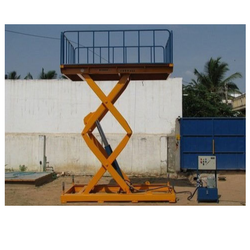 Hydraulic Lifting Table Manufacturer from Ahmedabad