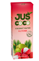 Juscoco Litchi Juice Coconut Water With Lychee, Packaging Size: 200 Ml