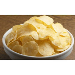 Fried Crispy Thin Potato Chips
