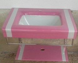 Glass Wash Basins
