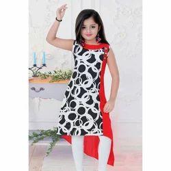 a8731a01e4 Cotton Kids Stylish Kurti, Rs 550 /piece, Pankhil Product | ID ...