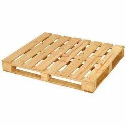 Wooden Stringer Pallet