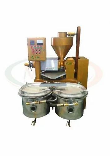 Automatic Commercial Oil Press (NS 1300)