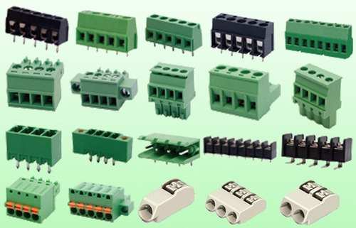 Terminal Block Connector''s, Electrical & Electronic