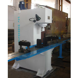 Hydraulic C Frame Straightening Press