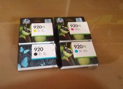 HP 920XL Ink Cartridge 4 Colour Set