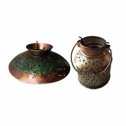 Antique Tea Light Holder