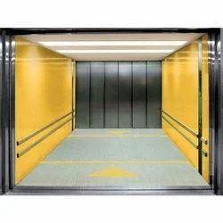 Industrial Freight Elevators