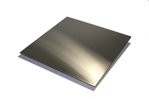 Colored Stainless Steel Sheets Black Color Finish