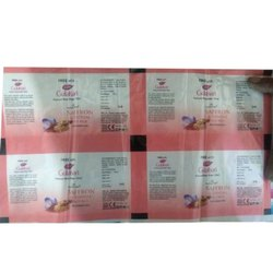 Printed Polyester, Ldpe Shampoo Packaging Pouch