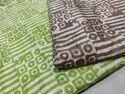 Satkaar Printed Pure Cotton Silk Fabric