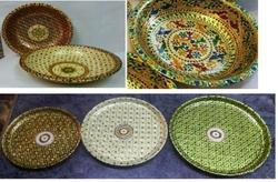 Meenakari Decorative Trays