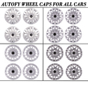 Autofy Wheel Caps For All Cars