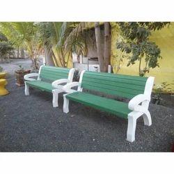 Precast RCC Garden Bench