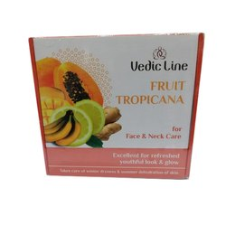 Vedic Line Fruit Tropicana Facial Kit