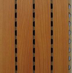 Wooden Acoustic Panel, Dimensions: 15 x 128 x 2440 mm