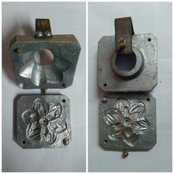 Aluminium Flower Candle Mould