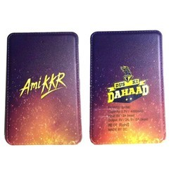 Credit Card 4000 mAh Power Bank