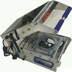Round Container Sealing Machine