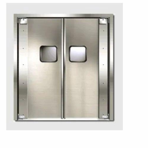 Fire Doors - Stainless Steel Door Distributor / Channel