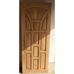Laminated Wooden Hinged Door for Home & Hotel