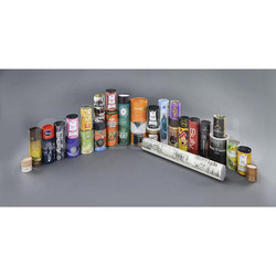 Food Packaging Paper Cans