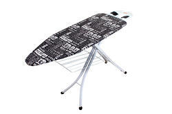 Magna Homewares Nexa Ironing Board with Cloth Rack, Size: 126 x 45 x 90 cm