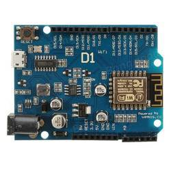 D1 WiFi UNO ESP-12E Based ESP8266 Shield For Arduino Compatible