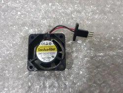 Black 9WF0424F6D03 Case Cooling Fan, For Electronics, 24 Vdc