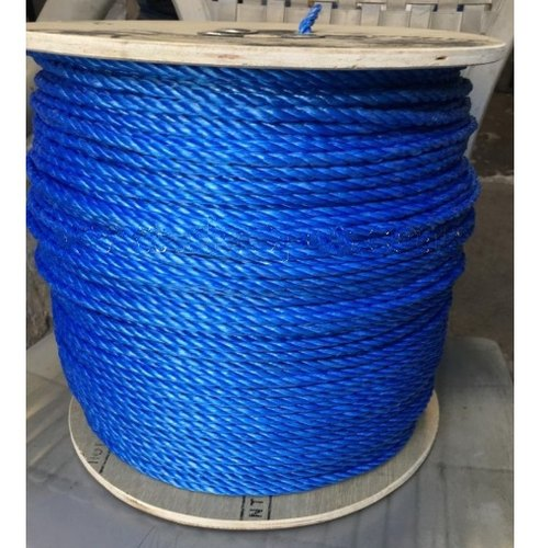 Polypropylene Rope - Black Polypropylene Rope Manufacturer from Rajkot