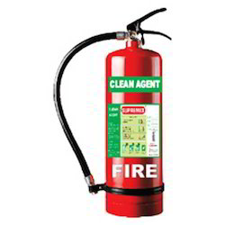 Clean Agent Fire Extinguisher-4kg