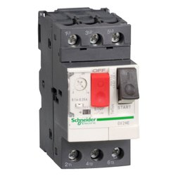 4-6.3A Three Phase Motor Circuit Breaker MPCB GV2 ME10