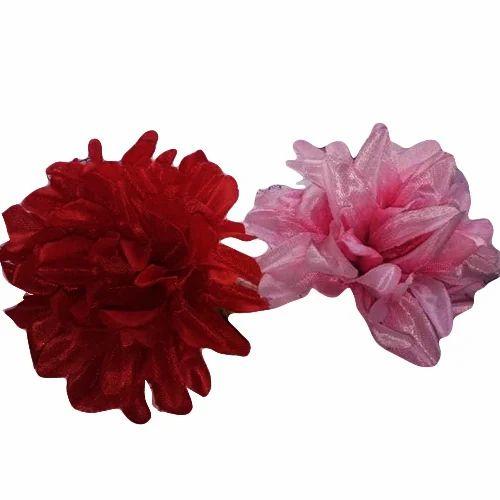 Artificial Silk Flower Heads