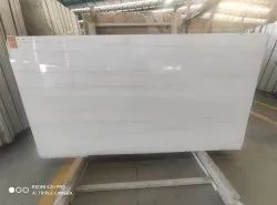 Polished Finish Imported Golden Spider White Marble Slab, Thickness: 15-20 mm