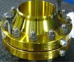 Brass Metal Flange