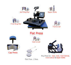 Heat Press Machine , Sublimation