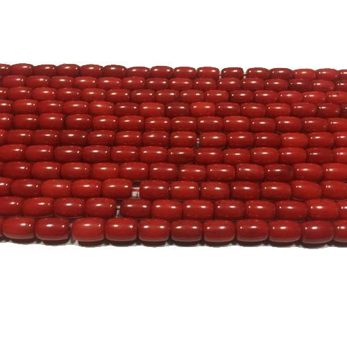 a8b1c7ca8a63a Red Coral Beads Natural