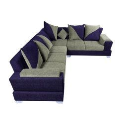 Cushioned Sofa Set