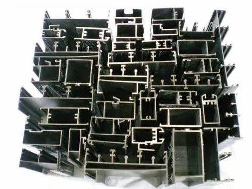 Aluminium window Section