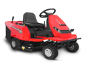 Ecomow 32 Battery Powered Rideon Lawn Mower